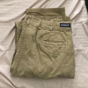 Vintage Patagonia hiking pants